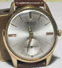 orologio vintage  cal unitas UT 6310 Magalex uomo funzionante