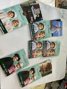 American Girl Trading Cards Packs Includes felicity elizabeth 6 packs
