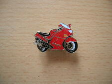 Pin badge Kawasaki zzr 1100/zzr1100 modèle 1995 rouge red Moto Art. 0504