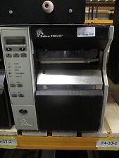 Zebra 170xiIII LPT Direct Thermal Transfer Label Printer NO PRINTHEAD & COVERS