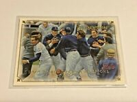 2007 UD Masterpieces Baseball Base Card #85 - 1969 World Series - New York Mets