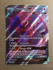 Naganadel GX 121/131 Forbidden Light - Ultra Rare NM Pokemon Card Full Art