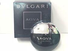 Bvlgari AQVA Pour Homme Men 5.0 5 oz 150 ml Eau De Toilette Spray Nib Sealed