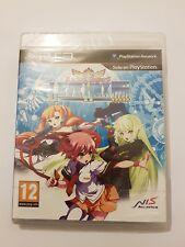 Arcana Heart 3 Love Max PlayStation 3 PS3 pal España Nuevo y Sellado de fabrica