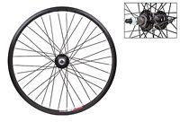 Wheel Rear 20x1.75 Weinmann 519 Black -B/O Black 6s 36H