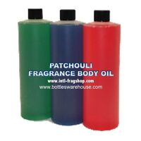 Indian Patchouli Natural , Fragrance Body Oils