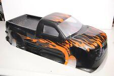R0004B Vrx Bodywork Monster Truck 1/5 Black/Orange