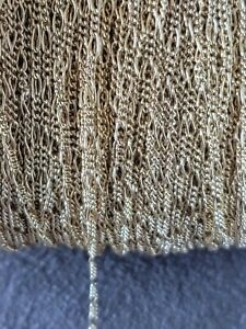 36 Inches Fine Quality Gold Filled Chain 2 MM Wide Figaro New Off Roll
