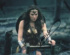"Gal Gadot In Wonder Woman   Signed Autographed 8x10"" Photo  16215"