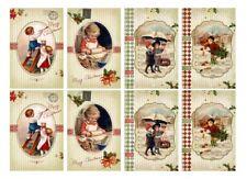 Aufkleber-Möbeltattoo-transparent-Shabby-Vintage-Weihnachten-Engel-1198