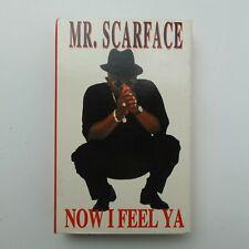 Scarface Now I Feel Ya (Cassette) Single