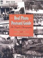 Real Photo Postcard Guide: The People's Photography (Hardback or Cased Book)