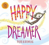 Happy Dreamer - NEW hardcover book with dustjacket