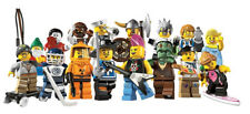 Lego Simpsons Series 4 (8804) Complete Set of 16 Minifigures Repacked