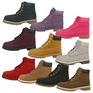 TIMBERLAND 6 INCH PREMIUM BOOTS HIGH TOP SCHUHE STIEFEL CLASSIC