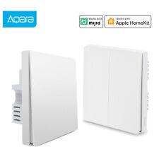 Aqara Smart Wall Switch D1 Zigbee Wireless Remote Control Key Light Switch