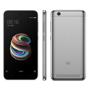 "Xiaomi Redmi 5A Dual SIM 5"" 16GB ROM 2GB RAM 4G LTE 13MP Android Mobile phone"