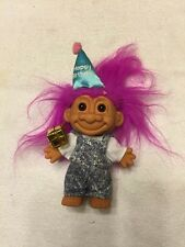 Russ Happy Birthday Troll Doll