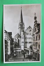 AK Radolfzell 1930er cavalli guidava opere Hotel Corona Austria schlößchen STR w7