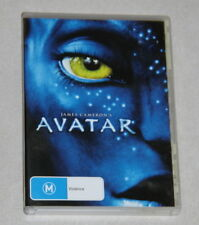 DVD - James CAmeron's AVATAR - Rated M - VGC