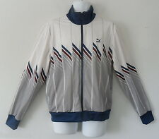 Rare~Puma Archive Heroes Jacket Track sweat shirt Geometric t7 top~Mens size Lrg