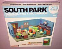 McFarlane SOUTH PARK Cartman Kyle & Mr Garrison & Classroom Set  **NEW**