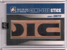 2008-09 ITG Bleu Blanc et Rouge Game-Used Stick GUS-04 Bobby Smith /9