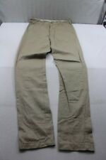 J6608 Lee Reguar Slim Chino Jeans W30 L34 Beige  Sehr gut