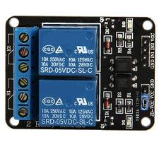 MODUDO RELE' 2 CANALI 5V PER ARDUINO 8051 PIC ARM AVR DSP HKIT