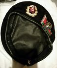 Belarus Army beret paratrooper military camo soviet union Russia marines URSS