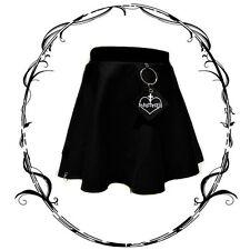 Vintage Punk Gothic Harajuku Summer High Waist Embroidery Skirt Sweet  Lolita