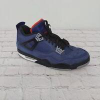 Air Jordan 4 Retro Winterized Loyal Blue Sneakers CQ9597-401 Men's Size 13
