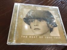 THE BEST OF U2 1980-1990 - GREATEST HITS CD - NEW YEARS DAY / ALL I WANT IS YOU