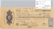 BILLET FRANCE (CAEN) - 116.30 FRANCS - 31.3.1890