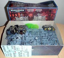 Warhammer 40k  scenery and vehicle spare parts box full job lot bundle