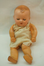 VINTAGE RUBBER DOLL MY DOLLY MILLER BABY 10in AS IS TLC PARTS REPAIR 1950s