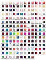 Harmony Soak Off Gelish Nail Polish Pick Any 6 Colors Of Your Choice