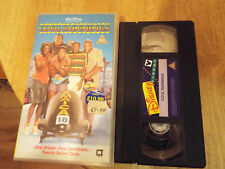 COOL RUNNINGS VIDEO VHS VIDEO TAPE PAL JAMAICA OLYMPIC BOBSLEIGH WALT DISNEY