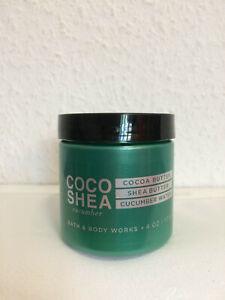 Bath & Body Works Coco Shea Cucumber Face Mask 113 g