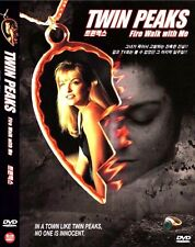 TWIN PEAKS: FIRE WALK WITH ME (1992) Brand NEW DVD Sheryl Lee, Ray Wise