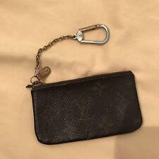 Portachiavi Portamonete Louis Vuitton Damier Molto Utilizzato Originale