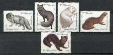 30253) RUSSIA 1980 MNH** Wild Animals  - 5v. Scott#4838/42