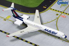 GEMINI JETS MALEV HUNGARIAN AIRLINES ILLYUSHIN IL-62M 1:400 GJMAH1805 IN STOCK