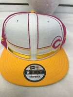 New Era 9Fifty MLB Cincinnati Reds Snapback Hat Topps Collection Cap