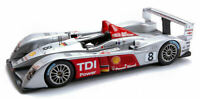 Model Car Scale 1:24 Spark Audi R 10 Lm vehicles diecast collection Ra