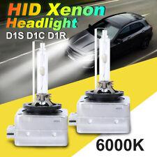 HID Xenon Headlight Globes 6000K D1S 66140 66142 66144 66143 WM Caprice BMW 300C