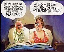COMIC POSTCARD.Sex Urge?BAMFORTH..Last Of Stock!!!!