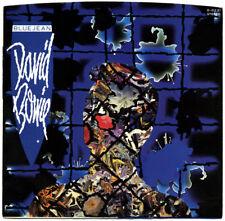David Bowie, Blue Jean, NEW* U.S. import jukebox BLUE VINYL 7 inch single