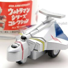 Ultra Hawk1 45th Anniversary Ultraman Series Collection Pull Back Car Promo JPN