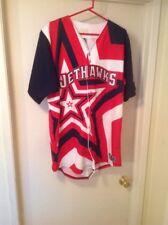 Jorge Luis De Leon Jethawks Astros Game Used Auto Jersey